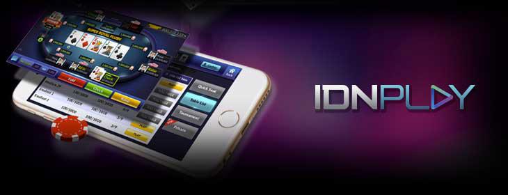 Agen Situs Poker Online IDN PLAY Terpercaya 2019