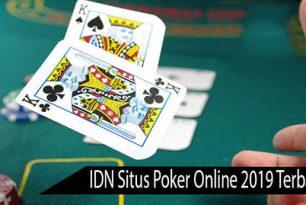 Bandar Judi Poker Idn 2019 Resmi Aman Dan Terpercaya