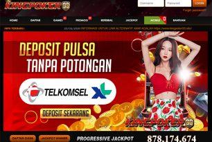 Situs Idn Poker Deposit Pulsa